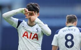 Son Heung-min đạt cột mốc lịch sử, đoàn quân của Mourinho khiến Liverpool và MU phải e ngại