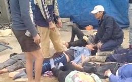 Vụ rơi thang tời công trình cao tầng: 2 nạn nhân tử vong, 1 người bệnh viện trả về