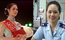 Hoa hậu Việt Nam đầu tiên thi Miss World và là người đẹp kín tiếng nhất dàn hậu