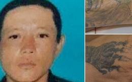 Thông báo truy tìm nhân thân lai lịch nạn nhân trong vụ giết người