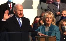 Ông Biden tuyên thệ nhậm chức, chính thức trở thành tổng thống Mỹ thứ 46