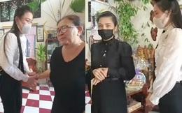 Linh Lan khóc lóc xin lỗi, mẹ Vân Quang Long phủi tay bỏ đi, vợ cũ ứng xử bất ngờ