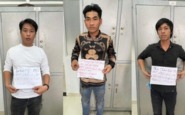 """Kết quả điều tra vụ nhóm giang hồ dùng gậy sắt, truy sát 2 người ở TPHCM vì bóc phốt """"bom"""" hàng qua ứng dụng"""