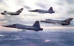 Người Mỹ bí mật sử dụng máy bay Liên Xô để huấn luyện chiến đấu