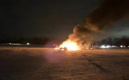 Trực thăng Vệ binh quốc gia Mỹ gặp nạn, 3 người tử vong