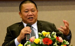 Chủ tịch HSG Lê Phước Vũ ngồi trên núi mua bán nguyên liệu: 'Cổ phiếu giảm là cơ hội mua vào, còn ai chốt lời cứ chốt đi'