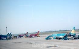 Hà Nội chìm trong ô nhiễm, nhiều chuyến bay không thể hạ cánh