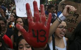 Rợn người về cáo buộc quân đội Mexico liên đới vụ thủ tiêu 43 sinh viên