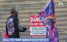 """Người ủng hộ ông Trump dọa làm loạn lễ nhậm chức, vì sao đến ngày lại """"mất hút""""?"""