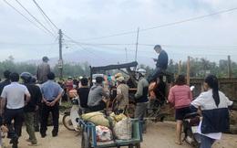 Bình Định: Dân chặn xe lãnh đạo tham dự lễ khánh thành nhà máy điện mặt trời