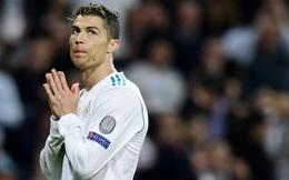Có một Real Madrid điêu tàn trong cõi nhớ quên bóng hình Ronaldo vĩ đại