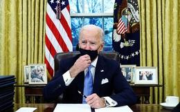 Phòng Bầu dục được bài trí lại để chào đón ông Joe Biden