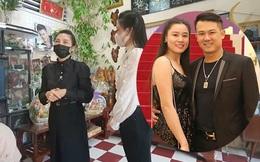 Vợ hai Vân Quang Long công khai tiền phúng viếng, có hành động gây bất ngờ sau tang lễ