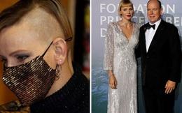 Vương phi xinh đẹp nhất Monaco chính thức lên tiếng về lý do lựa chọn mái tóc cạo nửa đầu, giải đáp nghi vấn hôn nhân rạn nứt