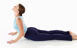 Tập yoga giúp giảm đau lưng hiệu nghiệm