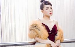 """MC Thùy Dương gợi cảm """"đọ sắc"""" cùng ca sĩ Maya"""