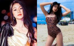 Con gái 16 tuổi, xinh như hoa hậu của Lưu Thiên Hương