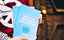 Công ước Cấm Vũ khí Hạt nhân và những chông gai hiển hiện