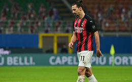 AC Milan thảm bại trên sân nhà trước Atalanta