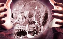 Bí mật về những hộp sọ pha lê
