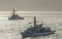 Lần đầu tiên trong năm tàu khu trục Hải quân Mỹ tiến vào Biển Đen
