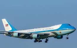 Ông Biden có thể là Tổng thống Mỹ đầu tiên dùng chuyên cơ Không lực Một mới