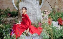 Gánh vác trọng trách kế nghiệp cơ ngơi hàng nghìn tỷ, ái nữ nhà Alphanam còn chụp ảnh quảng cáo xuất sắc như người mẫu chuyên nghiệp