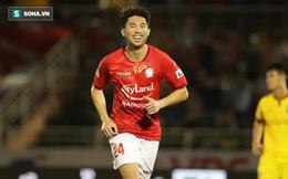 """Cựu binh HAGL dính thẻ đỏ """"ngớ ngẩn"""", Lee Nguyễn góp công giúp CLB TP.HCM thắng trận"""