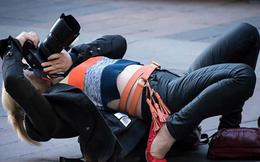 """Phía sau những bức ảnh lung linh là sự """"hy sinh"""" của các nhiếp ảnh gia"""