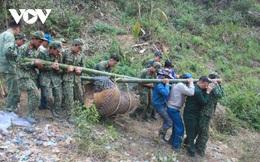 Sơn La tiếp tục hủy nổ thành công quả bom nặng 600 kg