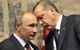 """Nga giờ đây đang """"tim đập, chân run"""" trước sức mạnh Thổ Nhĩ Kỳ?"""