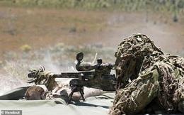 Xạ thủ Anh tiêu diệt 5 chiến binh IS bằng một phát đạn từ khoảng cách 3.000m