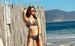 Quỳnh Nga tung ảnh bikini nóng bỏng, đáng chú ý nhất là bình luận của Việt Anh