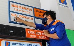 Chính thức: Lần thứ 5 liên tiếp, giá xăng dầu tăng mạnh