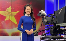 Nữ BTV xinh đẹp, dũng cảm vừa được phân công dẫn sóng Thời sự 19h của VTV là ai?