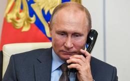 Tổng thống Nga Putin điện đàm với Tổng thống Mỹ Joe Biden
