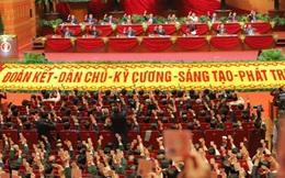 Hôm nay, Đại biểu dự Đại hội XIII của Đảng thảo luận nội dung các dự thảo văn kiện