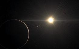 Kinh ngạc hệ mặt trời đẹp nhất vũ trụ, có hành tinh giống Trái Đất