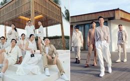 'Công ty người ta' chưa từng làm tôi thất vọng: Sắm đồ hiệu 'bạc triệu' - nghỉ dưỡng ở resort 5 sao chụp ảnh sống ảo thấy mà ham!