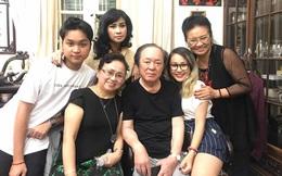 Cuộc đời đáng sống của cố NSND Trung Kiên và hai lần kết hôn trọn vẹn đến phút cuối cùng