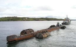 Chuyện về nghĩa địa tàu ngầm Nga và nguy cơ một thảm họa Chernobyl dưới biển