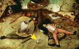 Bạn có đủ tinh mắt để nhìn ra 3 chi tiết dị thường mà họa sĩ 'cài cắm' trong những bức tranh nổi tiếng này?
