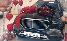 Mercedes-Maybach GLS 600 đầu tiên Việt Nam về tay đại gia chơi lan Phú Thọ, hé lộ nội thất 2 màu độc đáo