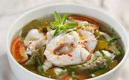 """Canh cá nấu dưa chua chỉ cần thêm """"thứ này"""" đảm bảo thành cực phẩm"""