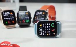 """Đồng hồ thông minh đồng loạt bán rẻ, chiếc 290.000 đồng """"pin trâu"""" cả tuần"""
