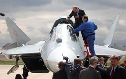 """Bay qua 6 căn cứ Mỹ mà không bị tóm, Su-57 vẫn lâm cảnh """"mời mãi Trung Quốc không mua"""": Vì sao?"""