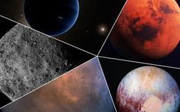 Top 5 hành tinh sở hữu cấu trúc y hệt Trái Đất lộ diện năm qua