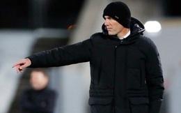 Real Madrid lên ngôi đầu La Liga, HLV Zidane tang bốc học trò