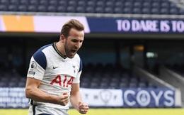 """Harry Kane lập kỷ lục """"vô tiền khoáng hậu"""" ở Premier League"""