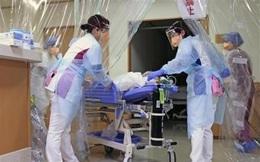 COVID-19 tới 6 giờ sáng 30/1: Thế giới trên 2,2 triệu ca tử vong; Kinh tế châu Âu chao đảo vì dịch